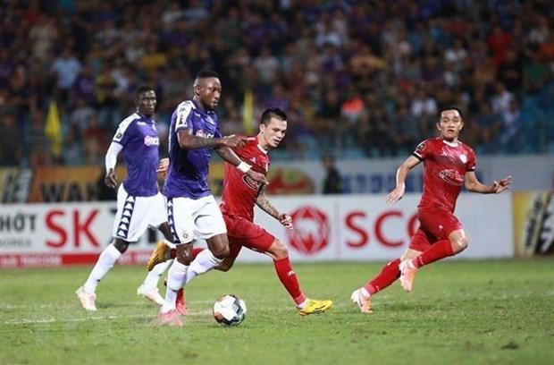 Doi bong Thanh pho Ho Chi Minh vo dich luot di V-League 2019 hinh anh 1