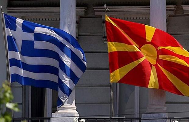 Hy Lap va Cong hoa Bac Macedonia binh thuong hoa quan he hinh anh 1