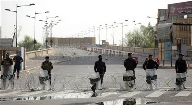 Iraq lan dau tien mo cua Vung Xanh cho dan chung sau 16 nam hinh anh 1