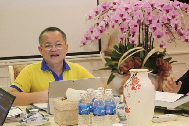 Thuy san Minh Phu len tieng ve thong tin tranh thue chong ban pha gia hinh anh 1