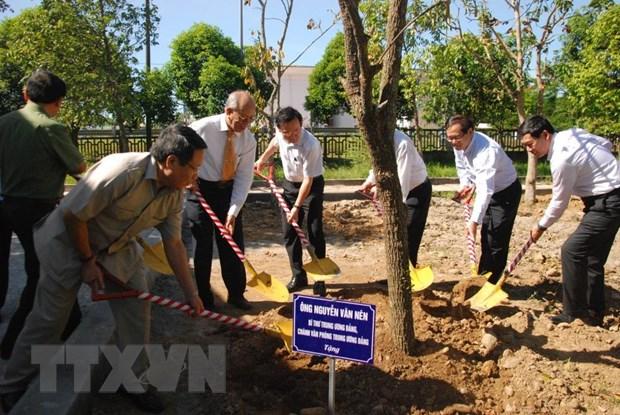 Quang Tri tiep nhan cong trinh Nha lam viec Bo Ngoai giao hinh anh 2