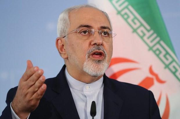 Ngoai truong Iran: Chinh sach gay suc ep cua My da bi suy yeu hinh anh 1