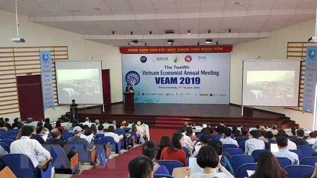 130 nha khoa hoc tham gia hoi thao quoc te VEAM 2019 tai Da Lat hinh anh 1