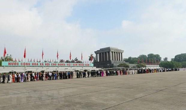 Thanh lap Hoi dong danh gia trang thai thi hai Chu tich Ho Chi Minh hinh anh 1