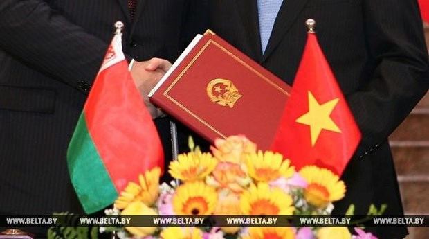 Thuc day tinh doan ket huu nghi giua Viet Nam va Belarus hinh anh 1