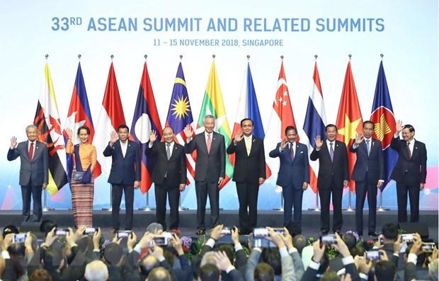 Day manh quan he doi tac vi su phat trien ben vung cua ASEAN hinh anh 2