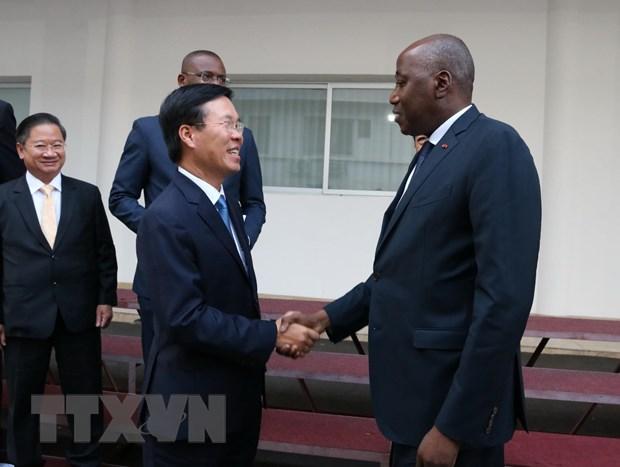 Cote d'Ivoire chon Viet Nam lam mo hinh chuan de hoc hoi kinh nghiem hinh anh 1