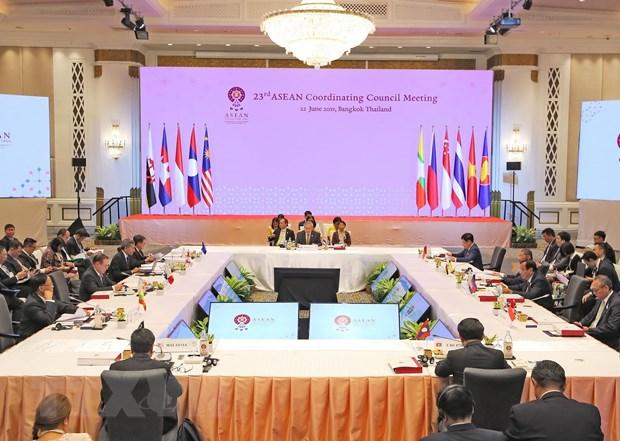 Cac nuoc ASEAN day manh doi thoai, hop tac, xay dung long tin hinh anh 1