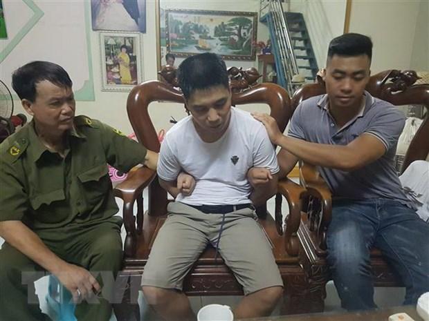 Lao Cai: Bat giu doi tuong tang tru, van chuyen trai phep ma tuy hinh anh 1