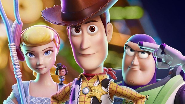 Hang Disney tiep tuc 'lung doan' phong chieu voi 'Toy Story 4' hinh anh 1