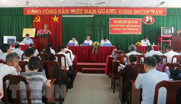 Ong Vo Van Thuong: Bien Hoa can ra soat lai cong tac tiep cong dan hinh anh 2