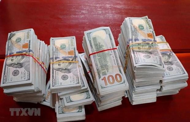 An Giang: Thu giu 470.000 USD do doi tuong nghi buon lau bo lai hinh anh 1