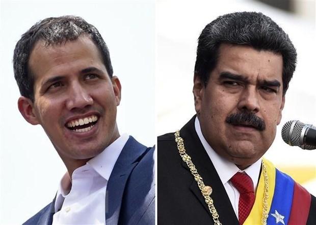 Tong thong Venezuela khang dinh thien chi doi thoai voi phe doi lap hinh anh 1
