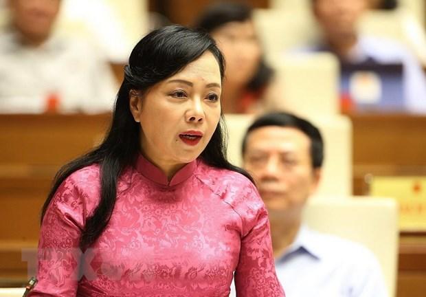 Bo truong Y te lam Truong ban Bao ve, cham soc suc khoe can bo TW hinh anh 1