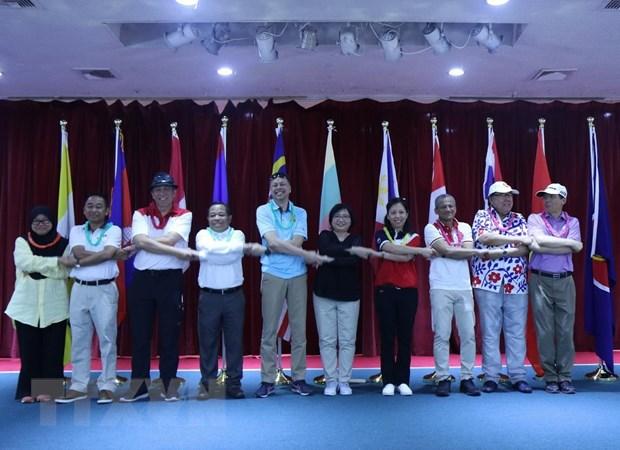 Phai doan Viet Nam tham gia Ngay hoi gia dinh ASEAN tai New York hinh anh 2