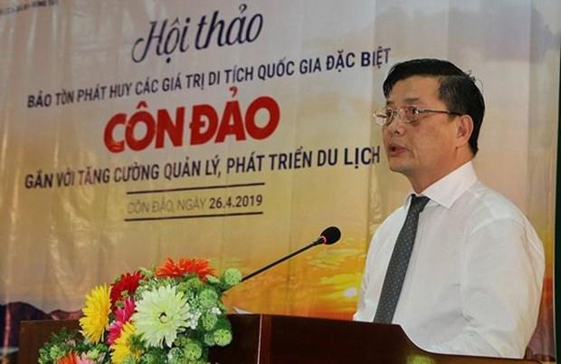 Thu tuong giao quyen Chu tich Uy ban Nhan dan tinh Ba Ria-Vung Tau hinh anh 1