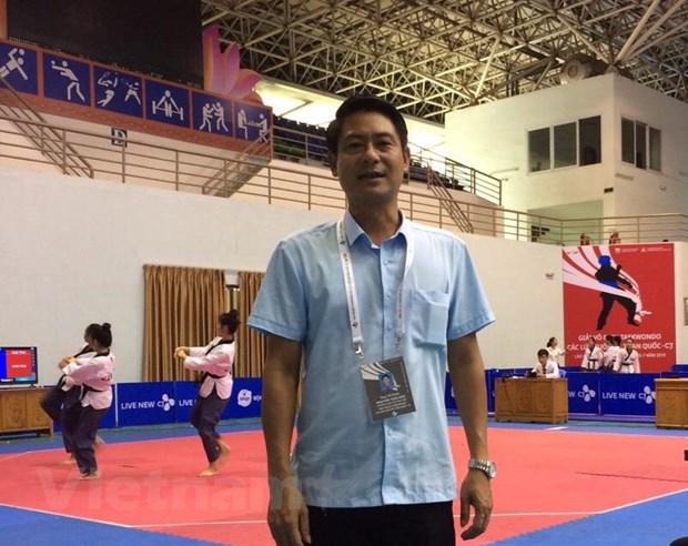 1.300 van dong vien du Giai Taekwondo cac lua tuoi tre toan quoc hinh anh 3