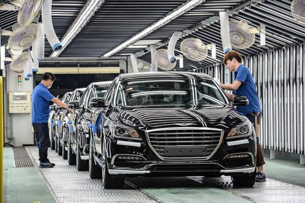 Xe Hyundai se duoc trang bi he thong canh bao lai xe tien tien hinh anh 1