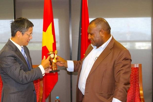Toan quyen Papua New Guinea coi trong quan he voi Viet Nam hinh anh 2