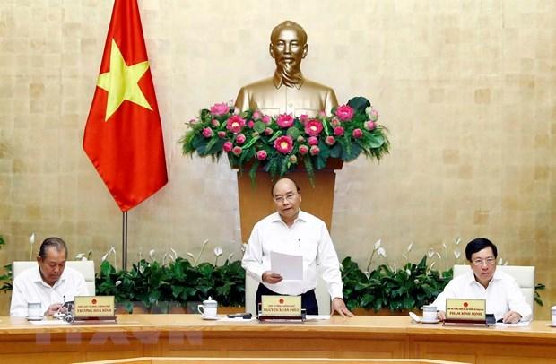 Thu tuong Chinh phu: Can tranh tinh trang 'quyen anh, quyen toi' hinh anh 1