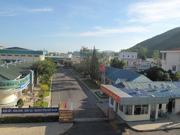 Khanh Hoa: Som di doi Nha may thuoc la Khatoco khoi khu dan cu hinh anh 1