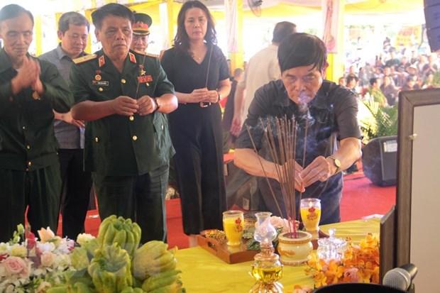 Dai le cau sieu tri an cac anh hung liet sy tai tinh Quang Tri hinh anh 1