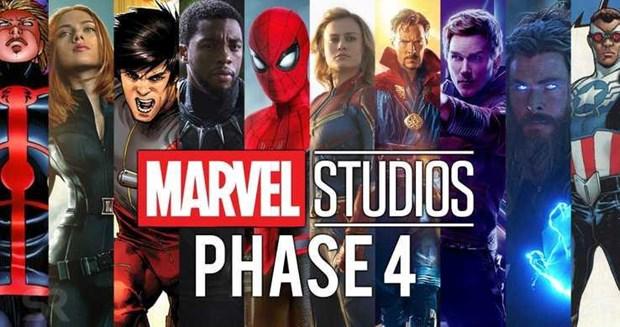 Marvel gioi thieu vu tru dien anh moi sau bo phim 'Avengers: Endgame' hinh anh 1