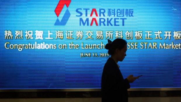 STAR Market - 'vu khi' moi cua Trung Quoc trong cuoc canh tranh voi My hinh anh 1