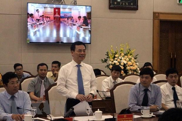 Bo Thong tin-Truyen thong uu tien dau tu ha tang mang 5G o Quang Ninh hinh anh 2