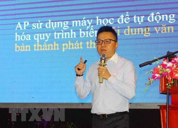 Viet-Lao day manh hop tac ve bao chi trong ky nguyen truyen thong so hinh anh 2