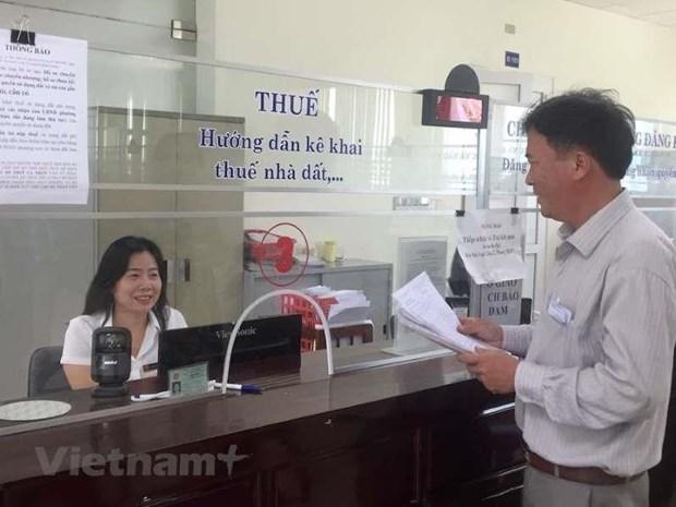 Tong cuc Thue: Gan 47% tong tien thue no khong co kha nang thu hoi hinh anh 1