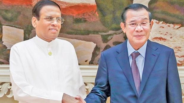 Sri Lanka mong muon som tro thanh Doi tac doi thoai cua ASEAN hinh anh 1