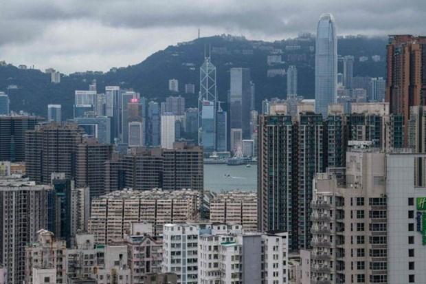 Kinh te Hong Kong bi anh huong nang ne vi bieu tinh keo dai hinh anh 1