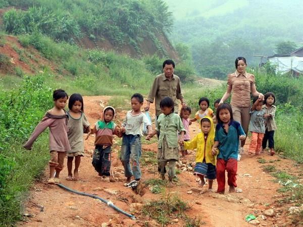 Khoang 5,6% tre em Viet Nam co kha nang bi buon ban hinh anh 1