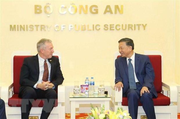 Bo Cong an Viet Nam va Google nghien cuu mo rong hop tac hinh anh 1