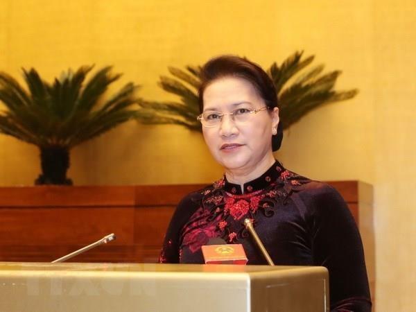 Chu tich Quoc hoi se du AIPA 40 va tham chinh thuc Vuong quoc Thai Lan hinh anh 1