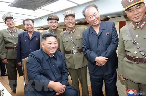 KCNA: Trieu Tien van cam ket doi thoai ve phi hat nhan hoa hinh anh 1