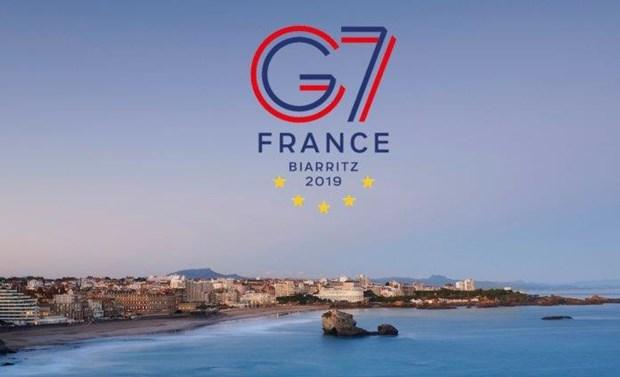 EU hy vong giam bot cang thang thuong mai voi My tai hoi nghi G7 hinh anh 1