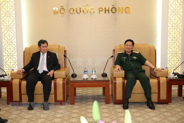 Viet Nam tich cuc chuan bi moi mat de tiep nhan chuc Chu tich ASEAN hinh anh 1