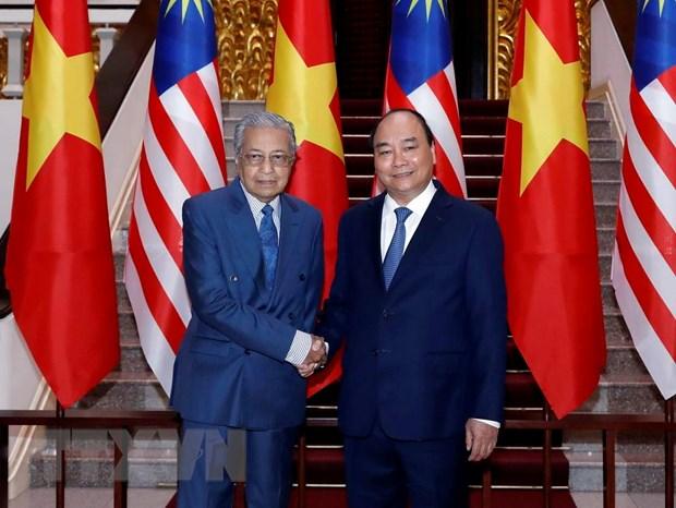 Viet Nam, Malaysia se hop tac dam bao hoa binh on dinh o Bien Dong hinh anh 2