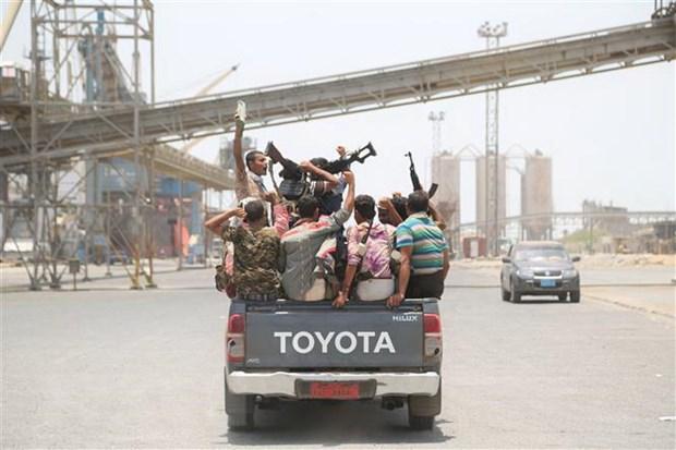 Yemen: 25 binh sy chinh phu thiet mang trong cuoc tan cong cua Houthi hinh anh 1