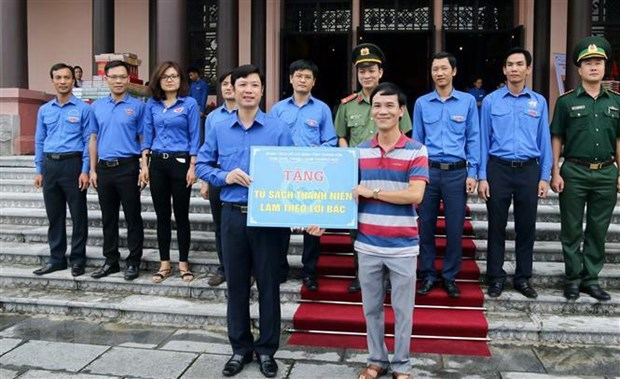 50 nam thuc hien Di chuc Bac Ho: Xung dang la 'mua Xuan cua xa hoi' hinh anh 1