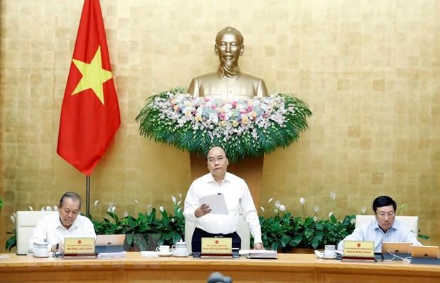Thu tuong: Nen kinh te Viet Nam van duy tri toc do tang truong hinh anh 1