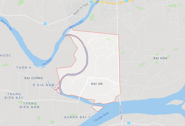Quang Nam: Hai xe may dam truc dien lam hai nguoi tu vong hinh anh 1