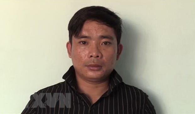 Ba nghi can lien quan den vu an mang o Binh Duong ra dau thu hinh anh 1
