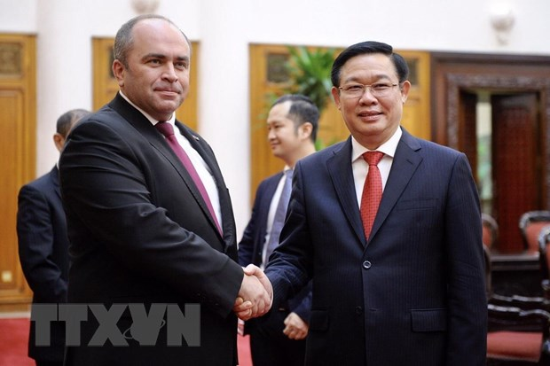Viet Nam-Belarus coi trong cung co va phat trien quan he hinh anh 1