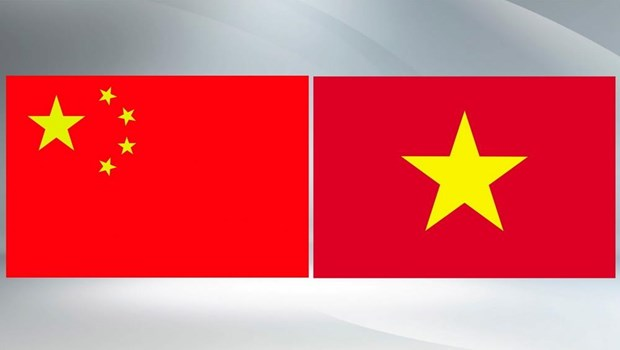 Lanh dao Viet Nam chuc mung 70 nam Quoc khanh Trung Quoc hinh anh 1