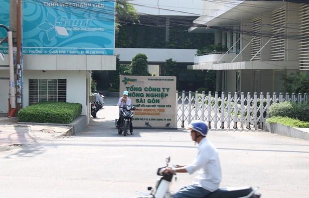 Dat dai va chuyen 'mat can bo' nhin tu Thanh pho Ho Chi Minh hinh anh 2