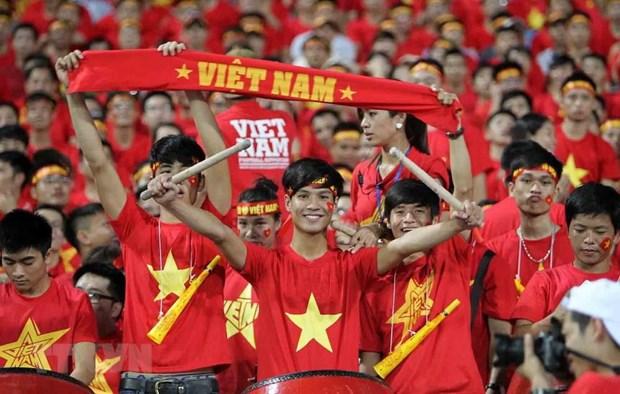 Phong ngua phao sang trong tran Viet Nam-Malaysia tren san My Dinh hinh anh 1