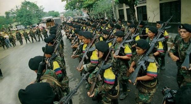 Lực lượng vũ trang cách mạng Colombia (FARC). Nguồn: Pares
